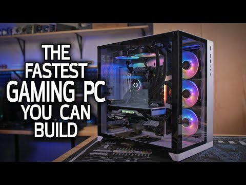 The FASTEST Gaming PC You Can Build! (For now...)