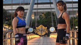 One Championship  Angela Lee Vs Mei Yamaguchi Highlights