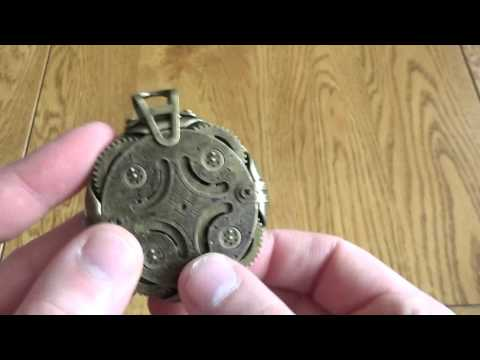 Cryptex Round Lock Steampunk USB Flash Drive Review