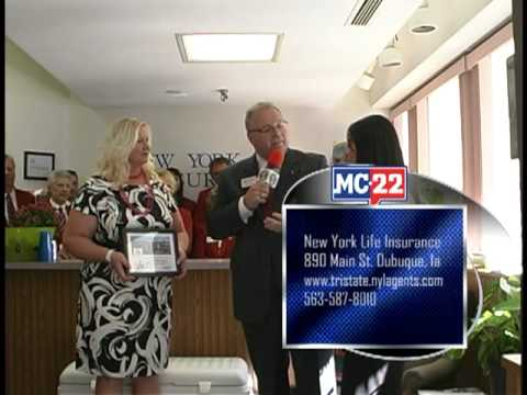 New York Life Insurance - Dubuque, Iowa Red Ribbon Cutting