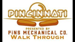SDTM Walk Through: Pincinnati Pinball Convention 2018