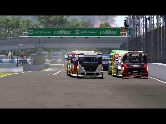Руководство запуска Formula Truck Simulator 2013 по сети