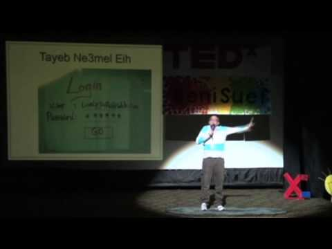 Education and Canning: Ayman Salah At TEDxBeniSuef