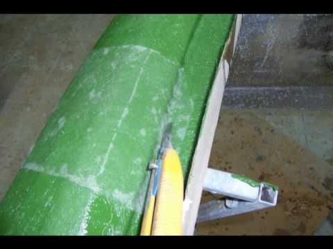 самостоятельное изготовление стеклопластиковой лодки