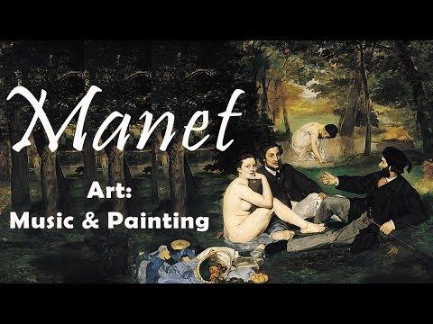 Art : Music & Painting - Édouard Manet on Chopin , Mendelssohn and Liszt