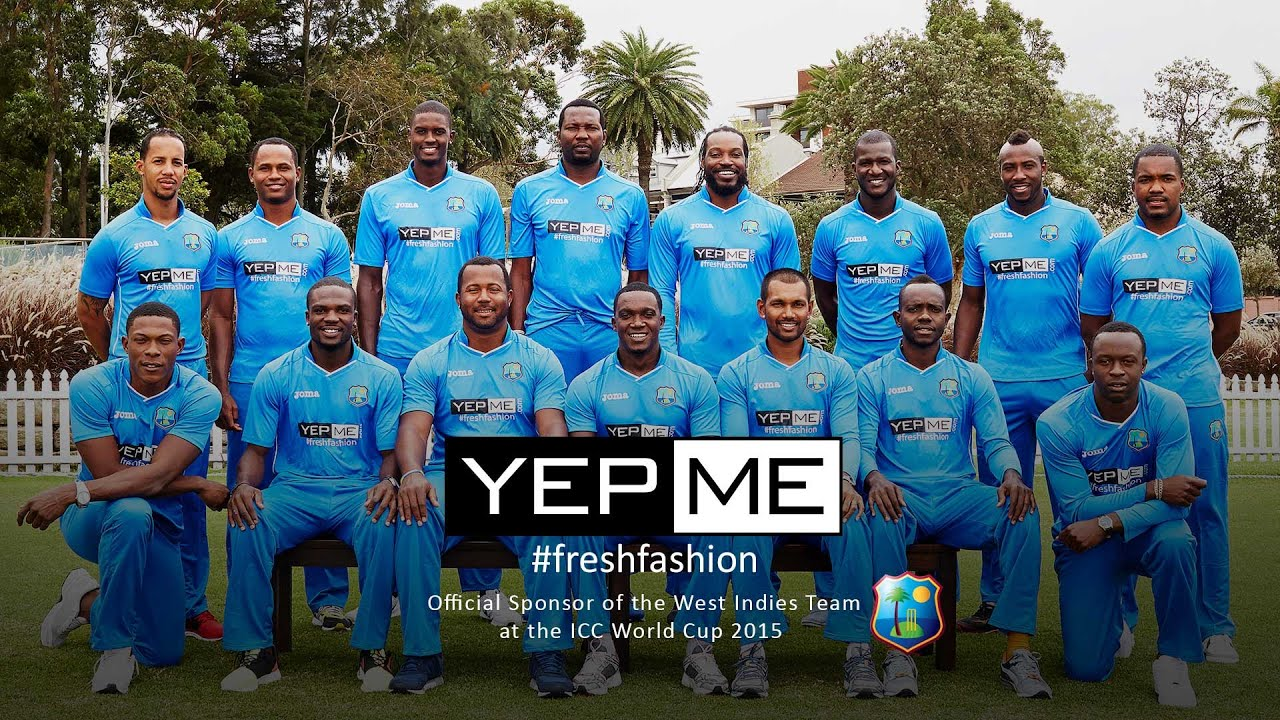West Indies Cricket 2015 Team West Indies Cricket Team