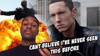 Eminem - Not Afraid reaction
