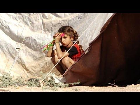 UN highlights traumas of Syrian refugee children