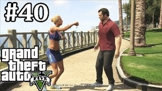 "Grand Theft Auto 5 Walkthrough Part 40 - Chasing Molly - GTA V - ""GTA 5 Walkthrough Part 1"""