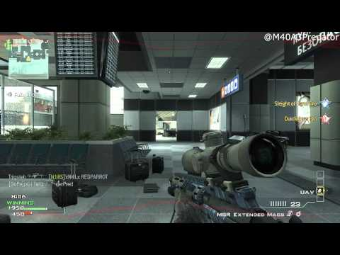 OpTic Predator @ Terminal | LIVE Modern Warfare 3 Sniping