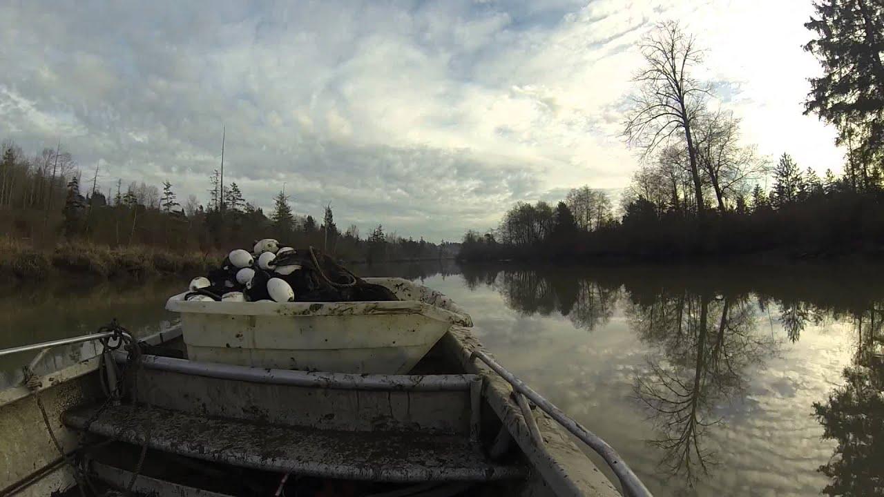 Snohomish River Estuary Sampling