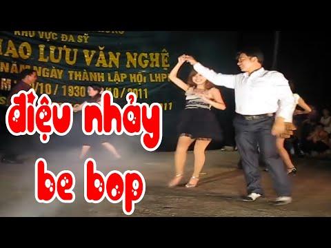Nhảy BeBop