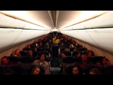 Harlem Shake (Southwest Airlines Flight 380 Edition)