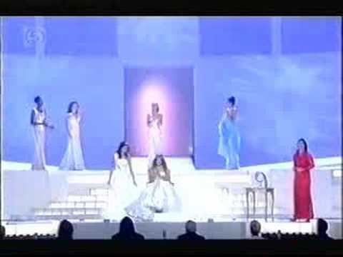 Miss World 1999 Crowning Video
