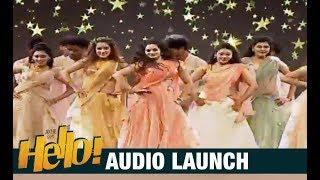 Merise Merise Song Dance Performance At HELLO! Audio Launch | Akhil Akkineni, Kalyani Priyadarshan