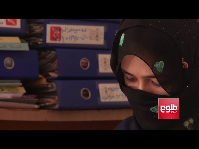 Only Female Prosecutor In Kandahar Making A Difference