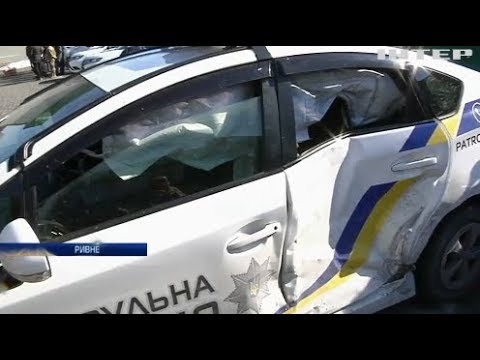 Пять экипажей полиции устроили погоню за пьяным водителем