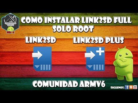 Como tener Link2sd Plus FULL Comunidad ARMV6
