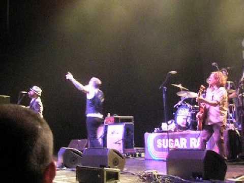 Revel Atlantic City Concert 07-27-2012: Sugar Ray - Fly (Featuring Super Cat)