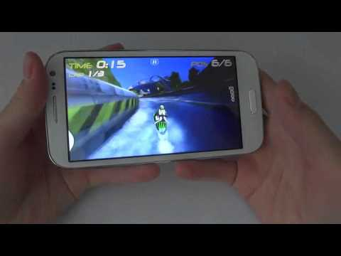 Samsung Galaxy S4?? HDC Galaxy S4 N9592 Hands On Games Reviews