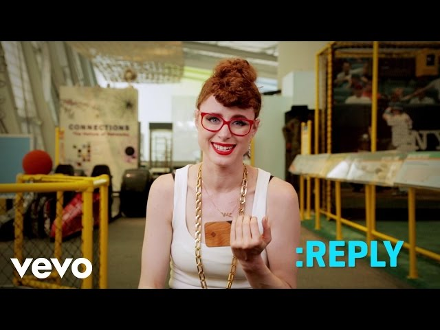 Kiesza - ASK:REPLY (VEVO LIFT): Brought To You By McDonald's