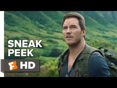 Jurassic World: Fallen Kingdom Sneak Peek #3 (2018) | 'More Teeth' | Movieclips Trailers