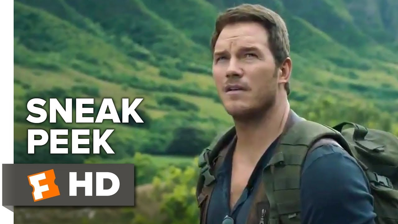 Jurassic World: Fallen Kingdom Sneak Peek #3 (2018) | Movieclips Trailers