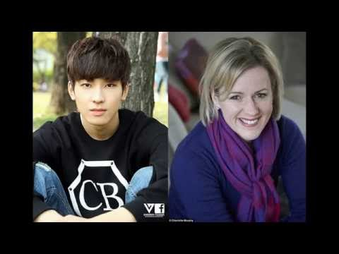 160722 'Me Before You' Author Jojo Moyes Hopes For Seventeen Wonwoo's Recovery