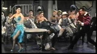 Cyd Charisse in 'Meet me in Las Vegas'