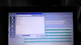 Loading scatter file into sp flash tool