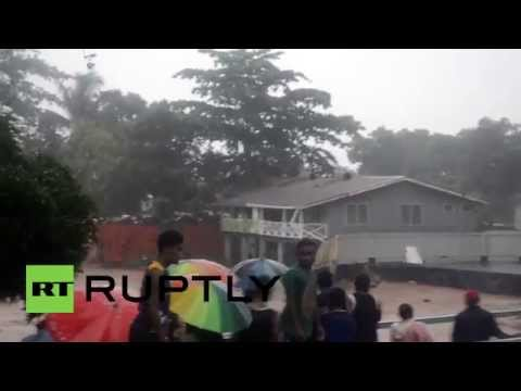 Solomon Islands: Deadly flash flooding ravages Honiara