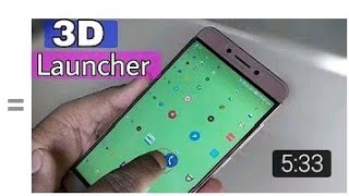 3 best launcher apps in your android phone