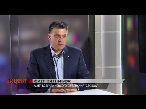 Боротьба з олігархами: що пропонують націоналісти, ‒ Олег Тягнибок в етері львівського НТА