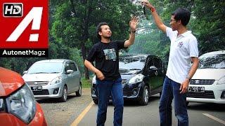 Test Drive Suzuki Ertiga by AutonetMagz - Part 2