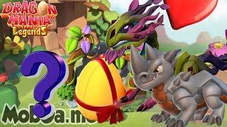 Breeding Dragons Together?! , Rhino_Dragon + Briar_Dragon , Dragon Mania Legends   Part 1328 HD