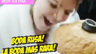 Boda Rusa!  #whatdafaqshow