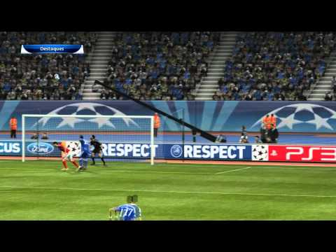 Chelsea FC [0] vs [1] SL Benfica ● Hightlights ● 04-04-2012 [HD]