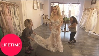 Little Women: LA: Elena's Risque Wedding Dress (S3, E11) | Lifetime