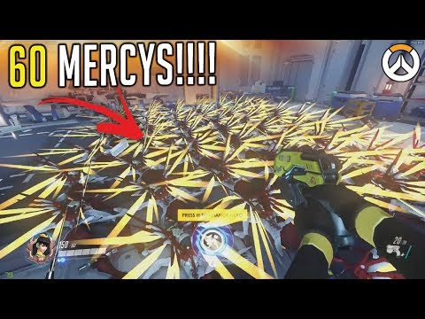 OVERWATCH ► FUNNIES, FAILS & CRAZY MOMENTS #67
