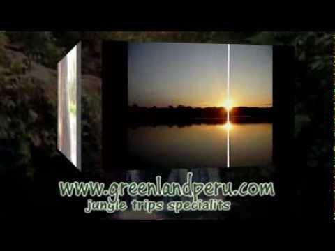 green land peru Manu Amazon trips responsible Eco Tourism