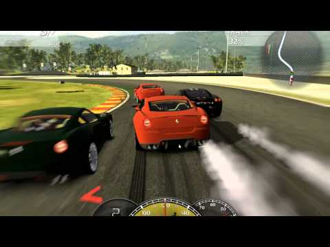 Ferrari Virtual Race Video - Free Pc Car Racing Game video