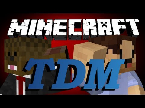 Minecraft Project Ares Team Deathmatch Minigame w/ MrWoofless