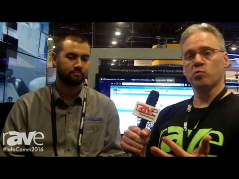 InfoComm 2016: Corey Moss Interviews Devon Wright of InFocus