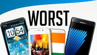 Worst Android Phones of All Time!