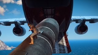 JUST CAUSE 3 INCREDIBLE STUNT MONTAGE