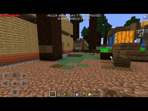 Build 7 - Lista de Cambios - Bugs - Minecraft PE - 0.11.0 - Descarga