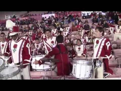 Pasadena High School Marching Band Turkey Tussle 2012 Part 2
