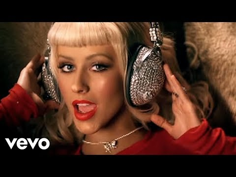 Смотреть клип Christina AGUILERA — Ain't No Other Man