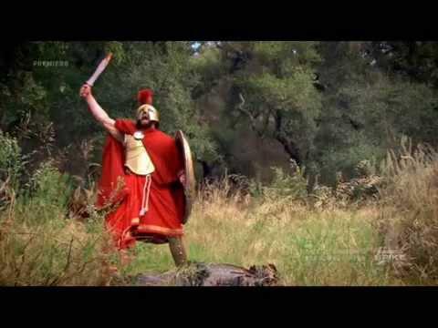 Critica a El Guerrero mas Letal - Espartano vs Samurai