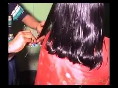 Haircut - Long To Shoulder Length video